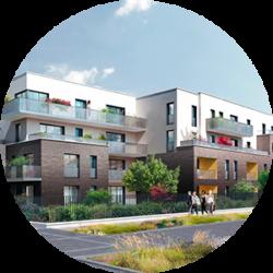 Immobilier résidentiel - Promotion