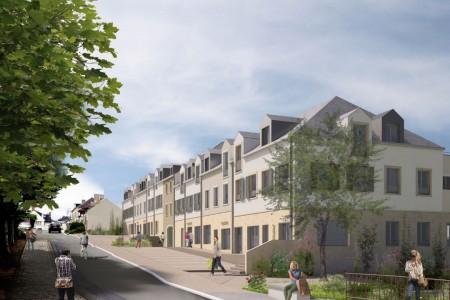 Saint Cyr-en-Val : Le projet de maison de santé s'affine.
